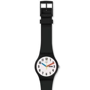 READ* Men's Swatch Watch Swiss Made